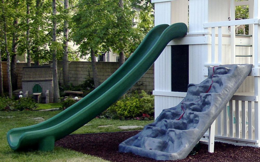 M 30 Super Slide For 7 Ft Deck